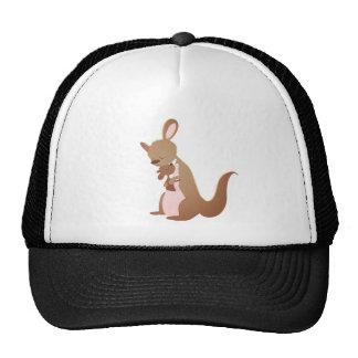 Kanga Love Trucker Hats