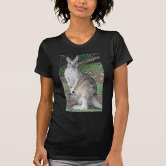 Kangaroo and Joey T-Shirt