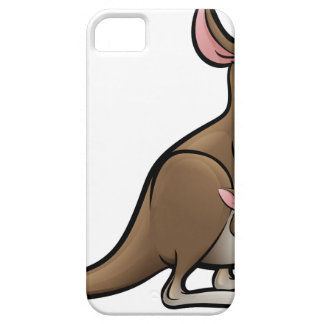 Kangaroo Animals Cartoon Character Case For The iPhone 5
