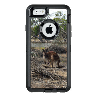 Kangaroo At Billabong, Otterbox  iPhone 6/6S Case.