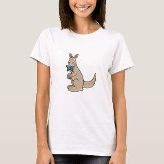 Kangaroo butterfly T-Shirt