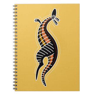Kangaroo Dotted Design Notebooks