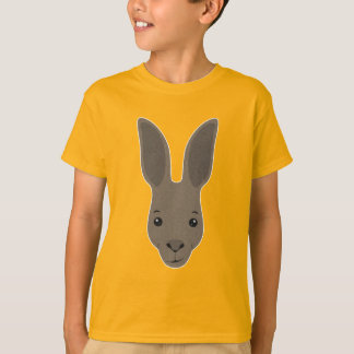 Kangaroo Face T-Shirt