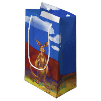 Kangaroo Gifts & Accessories Small Gift Bag