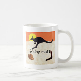 Kangaroo Jillo Coffee Mug