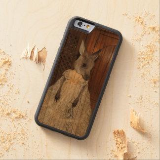 Kangaroo Joey Cherry iPhone 6 Bumper Case
