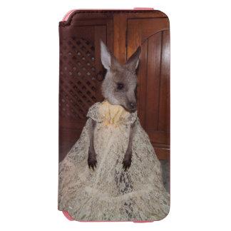 Kangaroo Joey Incipio Watson™ iPhone 6 Wallet Case