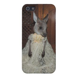 Kangaroo Joey iPhone 5/5S Cover