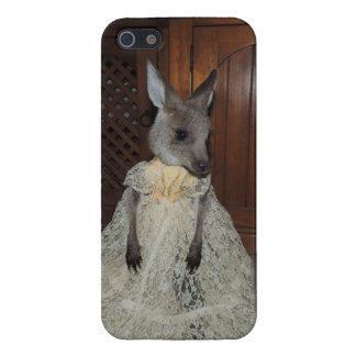 Kangaroo Joey iPhone 5 Case