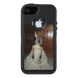 Kangaroo Joey OtterBox iPhone 5/5s/SE Case