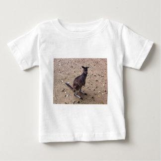 Kangaroo Looking at the Camera Baby T-Shirt
