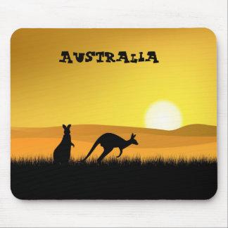 Kangaroo Mouse Mat