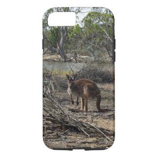 Kangaroo_Outback_Australia,_Tough_iPhone_Six_Case. iPhone 7 Case