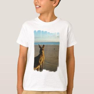 Kangaroo Photo Kid's T-Shirt
