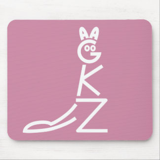Kangaroo Puzzle Mousepad