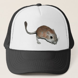 Kangaroo rat trucker hat