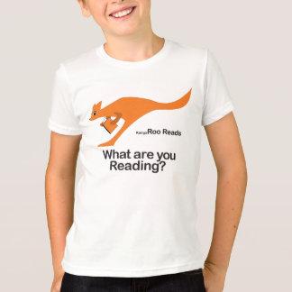 Kangaroo Reads T-Shirt