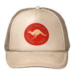 Kangaroo Service Cap