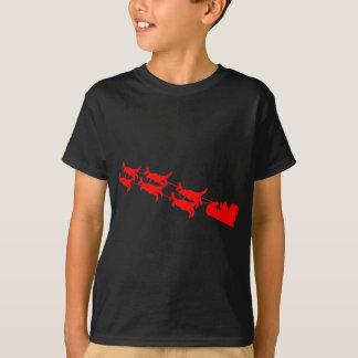 Kangaroo Sleigh T-Shirt