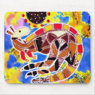 Kangaroo Turn Mouse Mat