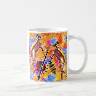Kangaroos mug