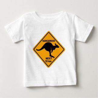 Kangaroos Next 10 km Baby T-Shirt