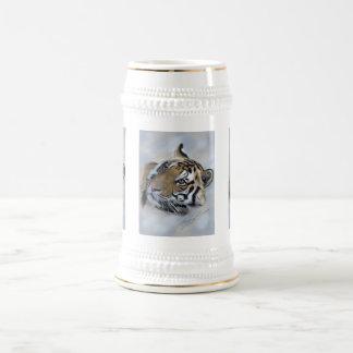Kanha tiger stein mug