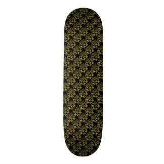 Kanji and English 20 Cm Skateboard Deck