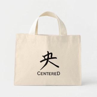 Kanji Character for Centered Monogram Canvas Bags
