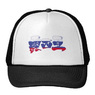 [Kanji] Russia Cap