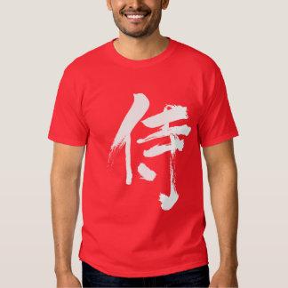 [Kanji] Samurai Tees