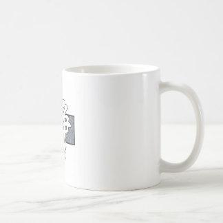 Kanji - Tranquility Basic White Mug