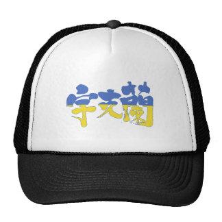 [Kanji] Ukraine Cap