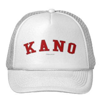 Kano Cap