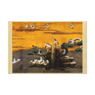 Kano Sanraku Canvas Print