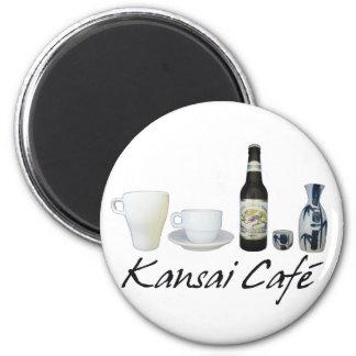 Kansai Cafe - Magnet
