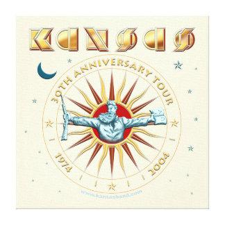 KANSAS - 30th Anniversary Canvas Print
