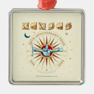 KANSAS - 30th Anniversary Christmas Ornament