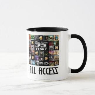 KANSAS - 35th Anniversary Mug