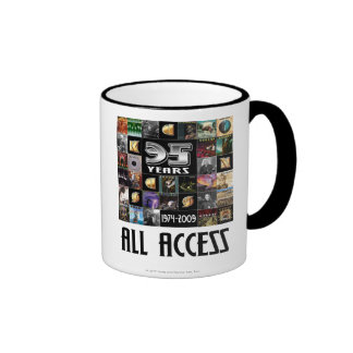 KANSAS - 35th Anniversary Coffee Mug