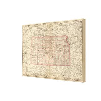 Kansas 5 canvas print