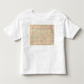 Kansas 6 toddler T-Shirt