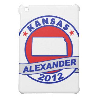 Kansas Alexander iPad Mini Cover