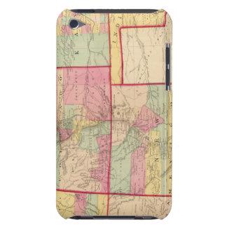 Kansas, and Arizona, Colorado, New Mexico, Utah Barely There iPod Cover