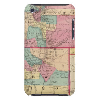 Kansas, Arizona, Colorado, New Mexico, and Utah Barely There iPod Covers