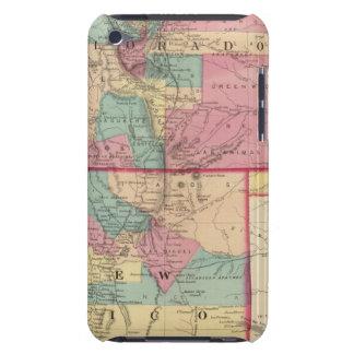 Kansas, Arizona, Colorado, New Mexico, and Utah iPod Touch Covers