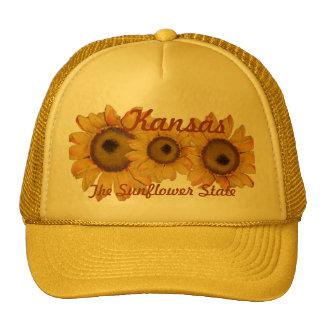 Kansas Cap Trucker Hat