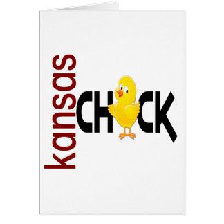 Kansas Chick 1 Card