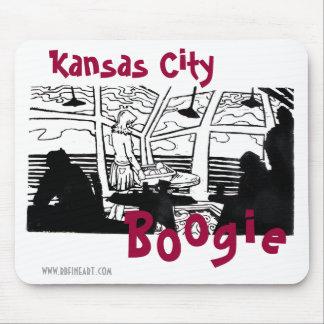 Kansas City Boogie Mousepad