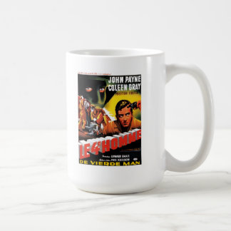 """Kansas City Confidential"" (French) Mug"